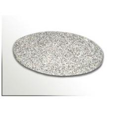 Základová deska pod krb 95 x 64 cm otryskaná